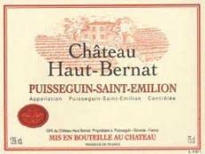 Ch. Haut Bernat 1998