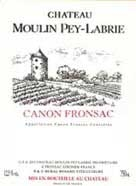 Ch. Moulin Pey Labrie 1995