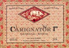 Rimbert, Carignator premium 2000/2001
