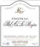 Ch. Bel-Air La Royère 2005