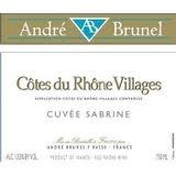 André Brunel CdR Village AOC Cuvée Sabrine 2011