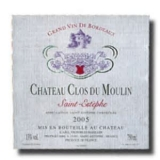 Ch. Clos du Moulin, AOC Mèdoc 1,5 Liter 2014