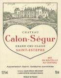 Ch. Calon Ségur 2004