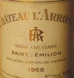 Ch. lArrosée 2006