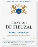 Ch. de Fieuzal blanc 1998