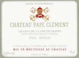 Ch. Pape Clément blanc 1995