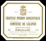 Ch. Pichon Longueville Comtesse de Lalande 2006