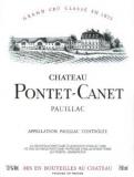 Ch. Pontet Canet 2008