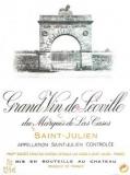 Ch. Léoville Las Cases 2008