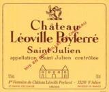 Ch. Léoville Poyferré 2008