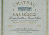 Ch. Faugères 2010