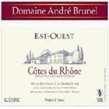 André Brunel Côtes du Rhone AOC Est-Quest 2011 *