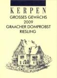 Kerpen Riesling Graacher Domprobst Großes Gewächs 2009