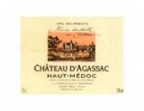 Ch. dAgassac 2003, Haut Médoc*